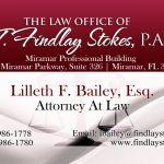 LBailey Business Card