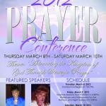 PrayerConference2012_Flyer